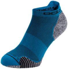 ODLO Ceramicool kratke čarape, plave (B:20332)