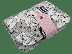 Šišipu Plienkovník Ružové mačky