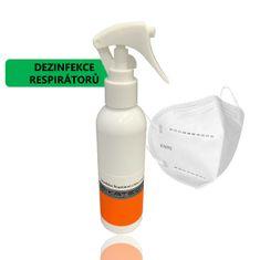 Pikatec Dezinfekce Respirátorů a Nano roušek