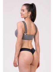 Nebbia Bikini top (vrchný diel) 672 metal S