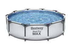 Bestway Bazén Steel Pre Max 3,05 × 0,76 m 56406