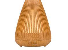 Nature7 aroma difuzér BEAM - PAPRSEK, osvěžovač a zvlhčovač vzduchu, imitace světlého dřeva