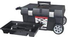 Kufr na nářadí plastový s kolečkami, 760x380x330mm
