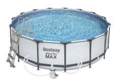 Bestway bazen Steel Pro Max 56438, 4,57 × 1,22 cm, komplet