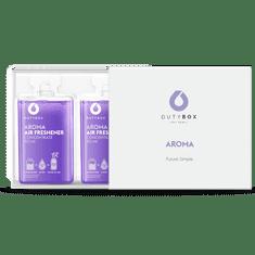 Dutybox Osviežovač vzduchu vo forme spreja AROMA 2×50 ml koncentrátu
