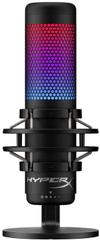 HyperX Quadcast S, čierna (HMIQ1S-XX-RG / G)