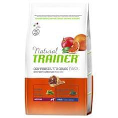 TRAINER Natural Medium Ad. Prosciutto a rýže 12kg