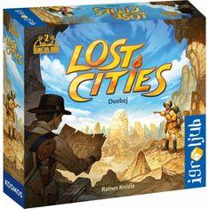 Igroljub društvena igra Lost Cities – Dvoboj (2020)