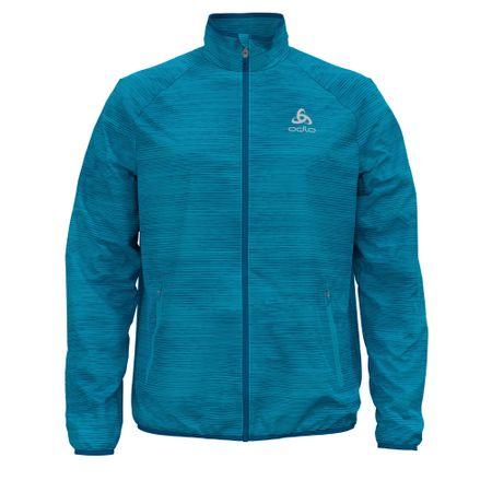 ODLO Element AOP muška jakna, tirkizna, S (B:20785)
