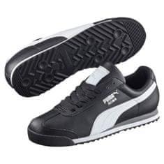 Puma Topánky Roma Basic Black-White-Silver