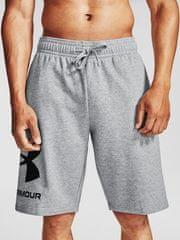 Under Armour Kratke hlače UA Rival FLC Big Logo Shorts-GRY