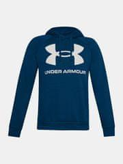 Under Armour Pulover UA Rival Fleece Big Logo HD-BLU