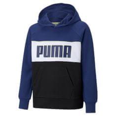 Puma chlapecká mikina Alpha Hoodie