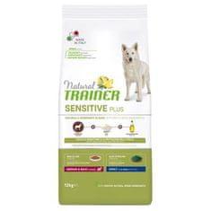 TRAINER Natural Sensitive Plus Adult M/M kun 12kg