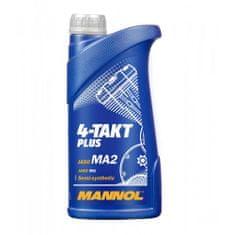 Mannol 4-Takt Plus motorno ulje, 10W-40, 1 l