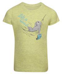 ALPINE PRO dívčí tričko Garo 4
