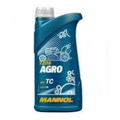 Mannol 2-Takt Agro ulje za kosilice, 1 l