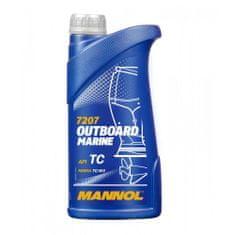 Mannol Outboard Marine nautičko ulje, 1 l