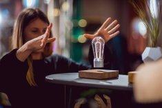 Flyte Levitující designová žárovka FLYTE Nikola