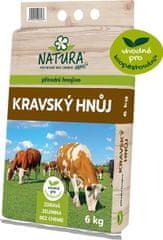 AGRO CS NATURA Kravský hnůj 6 kg