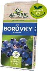 AGRO CS NATURA Substrát pro borůvky a brusinky 50 L