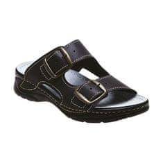 SANTÉ Zdravotná obuv dámska D / 10/60 / CP čierna
