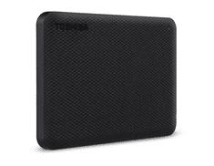 TOSHIBA Canvio Advance vanjski tvrdi disk, 1 TB, crni