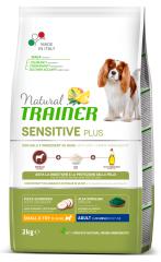 TRAINER Natural Sensitive Plus Adult Mini kun 2kg