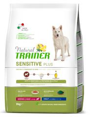 TRAINER Natural Sensitive Plus Adult M/M kun 3kg