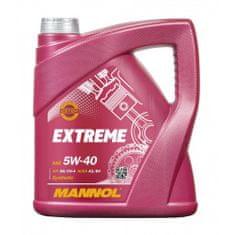 Mannol Extreme motorno ulje, 5W-40, 4 l