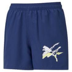 Puma chlapecké kraťasy ESS Summer Shorts Graphic