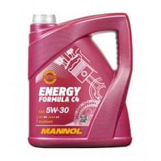 Mannol Energy Formula C4 ulje, 5W-30, 5 l