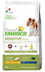 TRAINER Natural Sensitive Plus Adult Mini kun 7kg