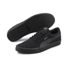 Puma Topánky C-Skate Vulc Black-Black