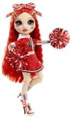 Rainbow High Fashion bábika Roztlieskávačka Ruby Anderson