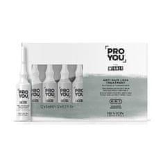 Revlon Professional Pro You The Winner (Anti Hair Loss Treatment) 6 x 12 ml