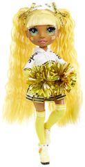 Rainbow High Fashion bábika Roztleskávačka Sunny Madison