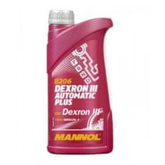 Mannol Automatic Plus ulje za mjenjač, ATF, Dexron III, 1 l