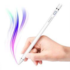 Kaku Active Touch Pen pero na iPad, bílé