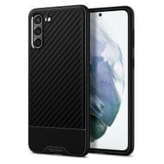 Spigen Core Armor silikónový kryt na Samsung Galaxy S21, čierny