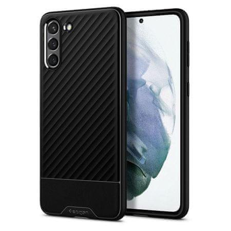 Spigen Core Armor szilikon tok Samsung Galaxy S21 Plus, fekete