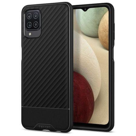Spigen Core Armor szilikon tok Samsung Galaxy A12, fekete