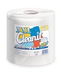 """Lucart Professional Papírové utěrky """"CLEANIT XXL 500"""", bílá, 2-vrstvé, role"""