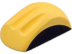 Extol Premium Držiak na brúsne výseky, 125mm, suchý zips, na kruhové brúsne výseky