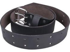 Extol Premium Opasok kožený, 122x4,5cm, kovová pracka
