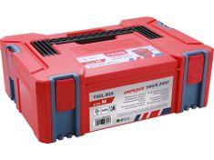 Extol Premium Systainer, veľkosť M, rozmer 443x310x151mm, ABS