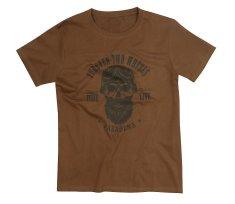 SPARKS tričko SCCTM26 Murweh brown
