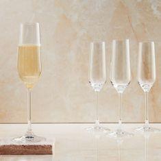 Butlers Sada sklenic na šampaňské 180 ml 6 ks