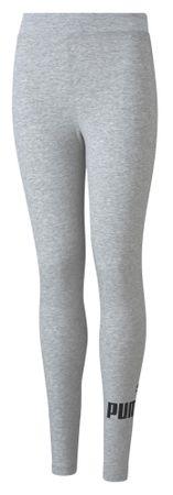 Puma Lány ESS Logo Leggings, 104, szürke
