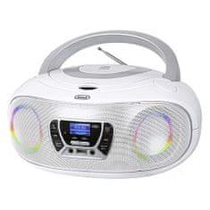 Trevi CMP 583 WH Prenosný CD / MP3 prehrávač, CMP 583 WH Prenosný CD / MP3 prehrávač